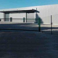 Construction neuve batiment industriel