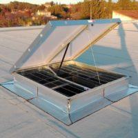 ouverture de toit terrasse