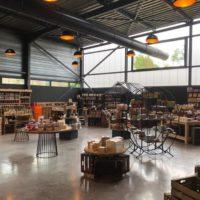 Biscuiterie de Provence création d'une grande boutique