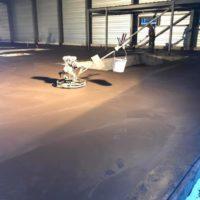 hélicoptère pour sol ciment batiment